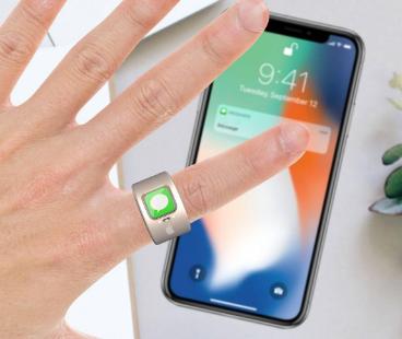 """武装到手指?苹果要做""""智能戒指"""",比Ai..."""