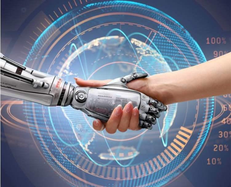 焊接机器人组成:包括机器人和焊接设备两部...